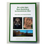 Das Buchcover zeigt einen Eber, das Denkmal und ein Landschaftsbild aus dem Harzvorland