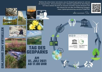 Einladung zum Tag des Geoparks